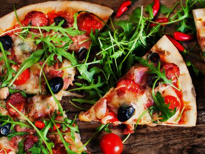 Early Bird Pizza Offer